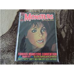 FAMOUS MONSTERS OF FILMLAND #122