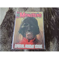 FAMOUS MONSTERS OF FILMLAND #123
