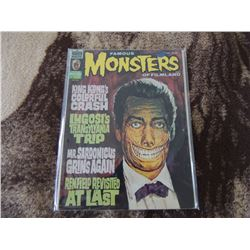 FAMOUS MONSTERS OF FILMLAND #126