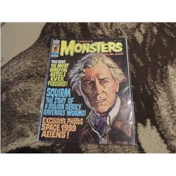 FAMOUS MONSTERS OF FILMLAND #130