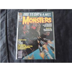 FAMOUS MONSTERS OF FILMLAND #160