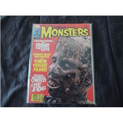 FAMOUS MONSTERS OF FILMLAND #163