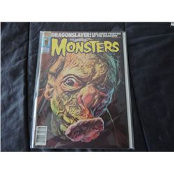 FAMOUS MONSTERS OF FILMLAND #176