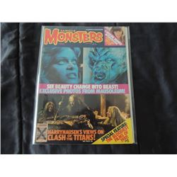 FAMOUS MONSTERS OF FILMLAND #182X
