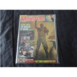 FAMOUS MONSTERS OF FILMLAND #185X