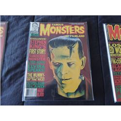 FAMOUS MONSTERS OF FILMLAND #202