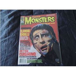 FAMOUS MONSTERS OF FILMLAND #204