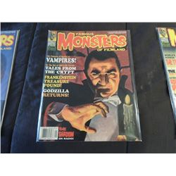 FAMOUS MONSTERS OF FILMLAND #206