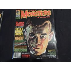 FAMOUS MONSTERS OF FILMLAND #214