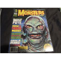 FAMOUS MONSTERS OF FILMLAND #219