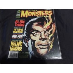 FAMOUS MONSTERS OF FILMLAND #220