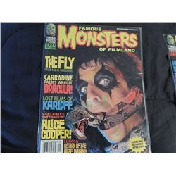 FAMOUS MONSTERS OF FILMLAND #227