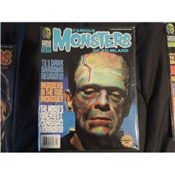 FAMOUS MONSTERS OF FILMLAND #229