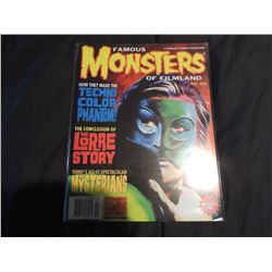 FAMOUS MONSTERS OF FILMLAND #246