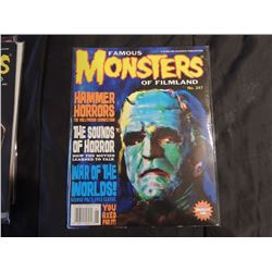 FAMOUS MONSTERS OF FILMLAND #247
