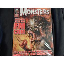 FAMOUS MONSTERS OF FILMLAND #251