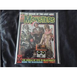 FAMOUS MONSTERS OF FILMLAND #181X