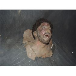 SEVERED ROTTEN BLOODY ZOMBIE HEAD A GRADE 01 THE STRAIN
