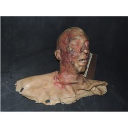 SEVERED ROTTEN BLOODY ZOMBIE HEAD A GRADE 04 THE STRAIN
