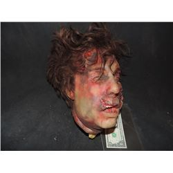 SEVERED ROTTEN BLOODY ZOMBIE HEAD A GRADE 16