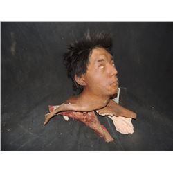 SEVERED ROTTEN BLOODY ZOMBIE HEAD A GRADE 21