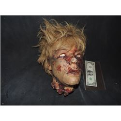 SEVERED ROTTEN BLOODY ZOMBIE HEAD A GRADE 29