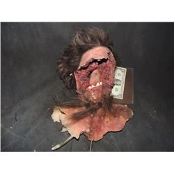 SEVERED ROTTEN BLOODY ZOMBIE HEAD A GRADE 30