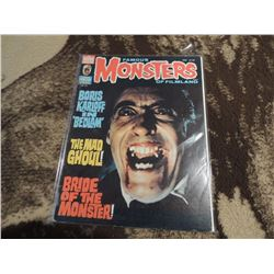FAMOUS MONSTERS OF FILMLAND #131