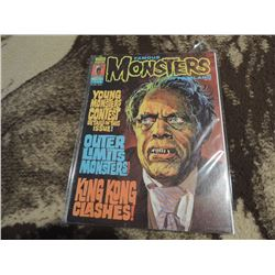 FAMOUS MONSTERS OF FILMLAND #134