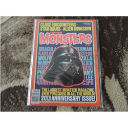 FAMOUS MONSTERS OF FILMLAND #142
