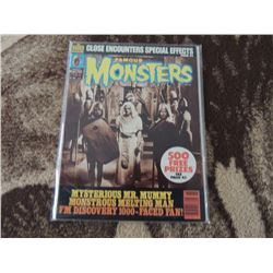 FAMOUS MONSTERS OF FILMLAND #144