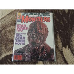 FAMOUS MONSTERS OF FILMLAND #145