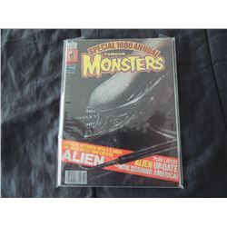 FAMOUS MONSTERS OF FILMLAND #158