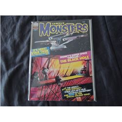 FAMOUS MONSTERS OF FILMLAND #161