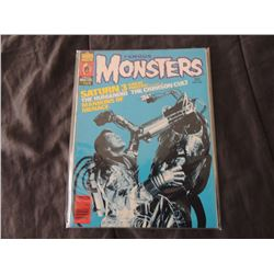 FAMOUS MONSTERS OF FILMLAND #164