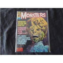 FAMOUS MONSTERS OF FILMLAND #169