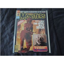FAMOUS MONSTERS OF FILMLAND #173