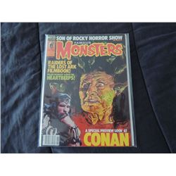 FAMOUS MONSTERS OF FILMLAND #179