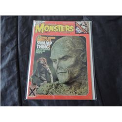 FAMOUS MONSTERS OF FILMLAND #183X