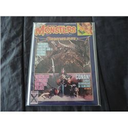 FAMOUS MONSTERS OF FILMLAND #184X