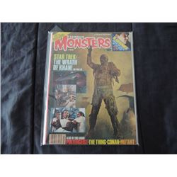 FAMOUS MONSTERS OF FILMLAND #185