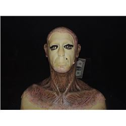 DEAD ROTTEN ZOMBIE WITCH MALE MAKE UP COWL ON FULL BUST 06