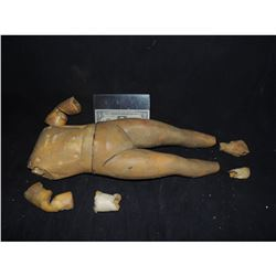 SEED OF CHUCKY TIFFANY BODY FOAMS FROM HERO ANIMATRONIC PUPPET
