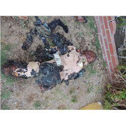 AUTOPSY DEAD BLOODY ROTTEN ZOMBIE BODY 09