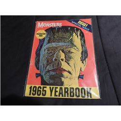 FAMOUS MONSTERS OF FILMLAND 65 YEARBOOK