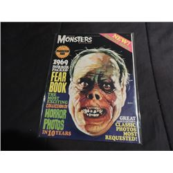 FAMOUS MONSTERS OF FILMLAND 69 YEARBOOK