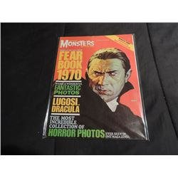 FAMOUS MONSTERS OF FILMLAND 70 YEARBOOK