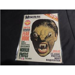 FAMOUS MONSTERS OF FILMLAND 72 YEARBOOK