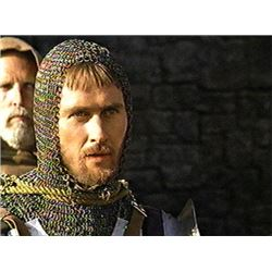 EVIL DEAD 3 ARMY OF DARKNESS SCREEN MATCHED HERO LORD ARTHUR CHAIN MAIL HEAD DRESS