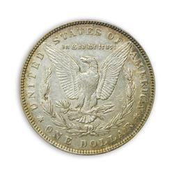 1888 $1 Morgan Silver Dollar - NGC MS65